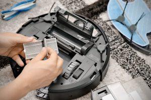 remont robot pylesosov novosibirsk